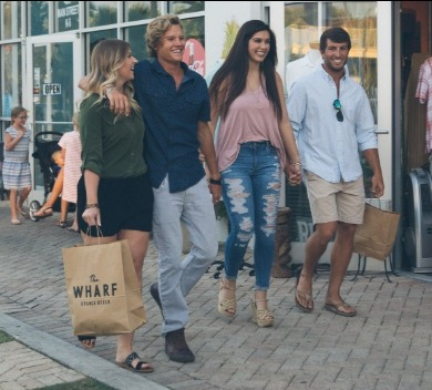 Shop this Fall Break at The Wharf in Orange Beach