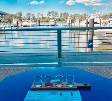 Dine with a view at Yoho this Fall Break at The Wharf in Orange Beach